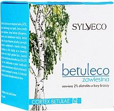 Voňavky, Parfémy, kozmetika Suspenzia na posilnenie vlasov a regeneráciu pokožky - Sylveco Betuleco