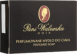 Voňavky, Parfémy, kozmetika Krém-mydlo - Pani Walewska Noir Creamy Soap