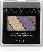 Voňavky, Parfémy, kozmetika Paleta minerálnych tiene na viečka - Mary Kay