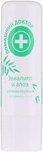 Voňavky, Parfémy, kozmetika Hygienická rúž eucalyptus a aloe - Rodinný lekár