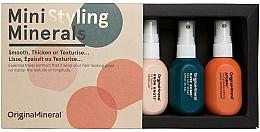 Voňavky, Parfémy, kozmetika Sada - Original & Mineral Mini Styling Kit (h/spray/50ml + h/spray/50ml + h/spray/50ml)