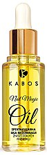 Voňavky, Parfémy, kozmetika Regeneračný olej na nechty - Kabos Nail Magic Oil