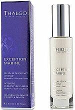 Voňavky, Parfémy, kozmetika Spevňujúce sérum proti starnutiu na tvár - Thalgo Exception Marine Intensive Redensifying Serum