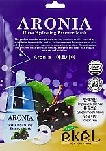 Voňavky, Parfémy, kozmetika Textilná maska s extraktom arónie - Ekel Aronia Ultra Hydrating Essence Mask