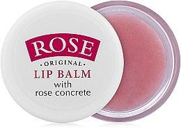 Voňavky, Parfémy, kozmetika Balzam na pery - Bulgarian Rose Rose Lip Balm