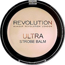 Voňavky, Parfémy, kozmetika Rozjasňovač na tvár - Makeup Revolution Ultra Strobe Balm