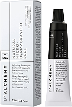 Voňavky, Parfémy, kozmetika Peeling na tvár - D'Alchemy Natural Micro?Dermabrasion Peel