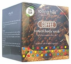 """Voňavky, Parfémy, kozmetika Scrub na telo """"Káva"""" - Rolling Hills Gommage Corps Naturel"""