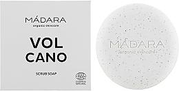 Voňavky, Parfémy, kozmetika Čistiace scrubovacie mydlo na tvár - Madara Cosmetics Volcano Srub Soap