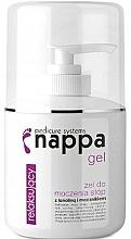 Voňavky, Parfémy, kozmetika Relaxačný gél na nohy - Silcare Nappa 500 Foot Soak Gel