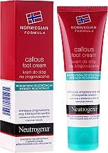 Voňavky, Parfémy, kozmetika Krém na nohy proti mozole - Neutrogena Callous Foot Cream