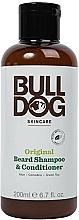 Voňavky, Parfémy, kozmetika Šampón a kondicionér na bradu - Bulldog Skincare Beard Shampoo and Conditioner