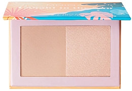 Voňavky, Parfémy, kozmetika Paletka bronzerov na tvár - Moira Caught In The Sun Dual Bronzer Palette