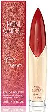 Voňavky, Parfémy, kozmetika Naomi Campbell Glam Rouge - Toaletná voda