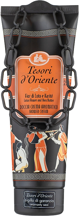 Tesori d`Oriente Fior di Loto - Sprchový krém-gél — Obrázky N1