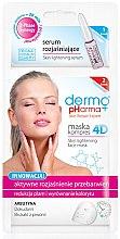 Voňavky, Parfémy, kozmetika Maska-sérum pre tvár - Dermo Pharma Skin Lightening