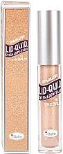 Voňavky, Parfémy, kozmetika Trblietavý tekutý očný tieň - TheBalm Lid Quid Sparkling Liquid Eyeshadow (tester)