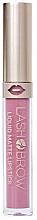Voňavky, Parfémy, kozmetika Matný tekutý rúž - Lash Brow