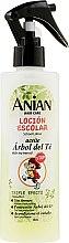 Voňavky, Parfémy, kozmetika Školský lotion na vlasy s čajovníkovým olejom - Anian School Lotion With Tea Tree Oil