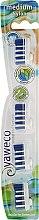Voňavky, Parfémy, kozmetika Vymeniteľná hlava zubnej stredne tvrdé kefy - Yaweco Toothbrush Heads Nylon Medium