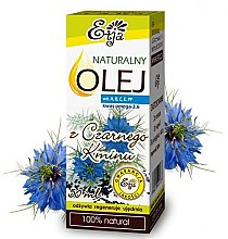 Voňavky, Parfémy, kozmetika Prírodný olej zo semien čiernej rasce - Etja Natural Oil