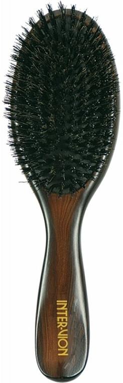 Kefa na vlasy 499537, drevená - Inter-Vion