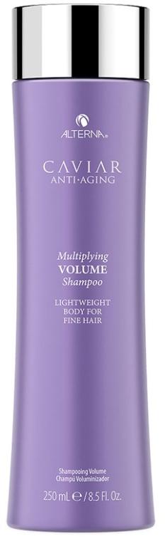 Šampón na objem vlasov s extraktom z čierneho kaviáru - Alterna Caviar Anti-Aging Multiplying Volume Shampoo — Obrázky N1