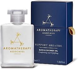Voňavky, Parfémy, kozmetika Olej do kúpeľa a sprchy - Aromatherapy Associates Support Breathe Bath & Shower Oil