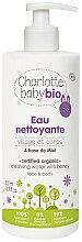 Voňavky, Parfémy, kozmetika Detská čistiaca voda - Charlotte Baby Bio Cleansing Water