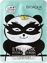Voňavky, Parfémy, kozmetika Maska pre starostlivosť o pleť okolo očí - Bioaqua Eye Mask Hydra Nourish