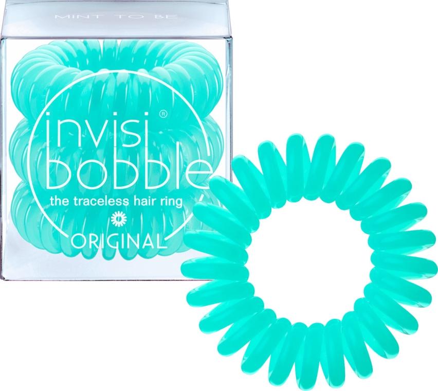 Gumička do vlasov, 3ks - Invisibobble Original Mint To Be