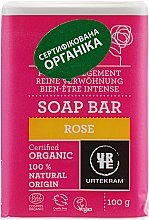 "Voňavky, Parfémy, kozmetika Čistiace mydlo ""Ruža"" - Urtekram Pure Indulgement Rose Soap"