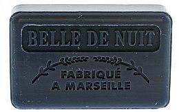 "Voňavky, Parfémy, kozmetika Marseillské mydlo ""Krása noci"" - Foufour Savonnette Marseillaise Belle de Nuit"