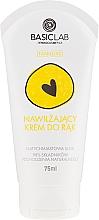 Voňavky, Parfémy, kozmetika Hydratačný krém na ruky - BasicLab Dermocosmetics Famillias