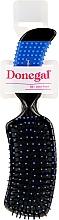 Voňavky, Parfémy, kozmetika Kefa na vlasy, 9013, modrá - Donegal