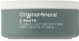 Voňavky, Parfémy, kozmetika Stylingová pasta na vlasy - Original & Mineral C Paste Pliable Lightweight Fibre