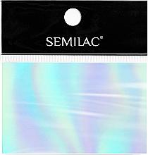 Voňavky, Parfémy, kozmetika Fólia na dizajn nechtov - SEMILAC Transfer Foil (1ks)