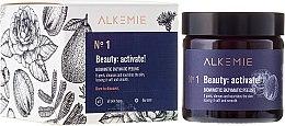 Voňavky, Parfémy, kozmetika Tvárovy peeling - Alkemie Beauty Activate Enzymatic Peeling