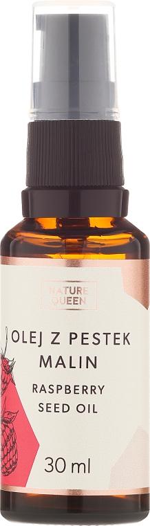 Olej z malinových semien - Nature Queen Raspberry Seed Oil