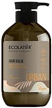 """Voňavky, Parfémy, kozmetika Posilňujúci balzam proti krehkým vlasom """"Bambucké maslo a magnólia"""" - Ecolatier Urban Hair Balm"""
