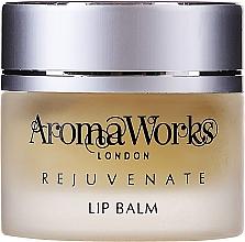 Voňavky, Parfémy, kozmetika Balzam na pery - AromaWorks Rejuvenate Lip Balm