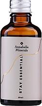 Voňavky, Parfémy, kozmetika Prírodný multifunkčný olej na tvár - Annabelle Minerals Stay Essential Oil