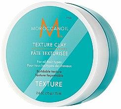 Voňavky, Parfémy, kozmetika Textúrovaná hlina na vlasy - Moroccanoil Texture Clay