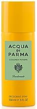 Voňavky, Parfémy, kozmetika Acqua Di Parma Colonia Futura - Dezodorant