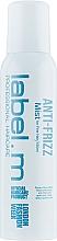 Voňavky, Parfémy, kozmetika Vyhladzujúci sprej - Label.m Anti-Frizz Mist