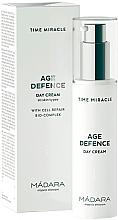 Voňavky, Parfémy, kozmetika Denný krém na tvár - Madara Cosmetics Time Miracle Age Defence