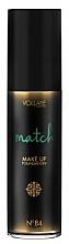 Voňavky, Parfémy, kozmetika Make-up - Vollare Match Make-up Foundation