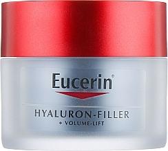 Voňavky, Parfémy, kozmetika Nočný krém na tvár - Eucerin Hyaluron-Filler+Volume-Lift Night Cream