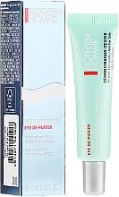 Voňavky, Parfémy, kozmetika Osviežujúci gél na pokožku okolo očí - Biotherm Homme Aquapower Eye De-Puffer (tester)