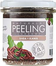 Voňavky, Parfémy, kozmetika Kávový peeling na telo - E-Fiore Coffee Body Peeling